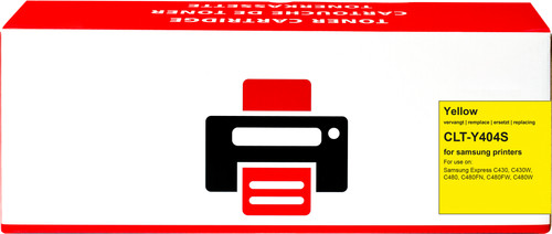 Pixeljet CLT-Y404S Yellow for Samsung printers Main Image