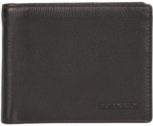 Burkely Rfid Billfold Low Black Main Image
