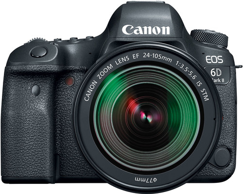 Canon EOS 6D Mark II + 24-105mm STM Main Image