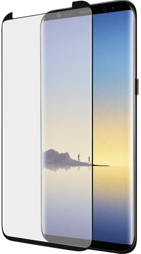 Azuri Samsung Galaxy Note 8 Screen Protector Curved Tempered Glass Main Image