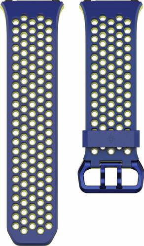 Fitbit Ionic Kunststof Horlogeband Geel L Main Image