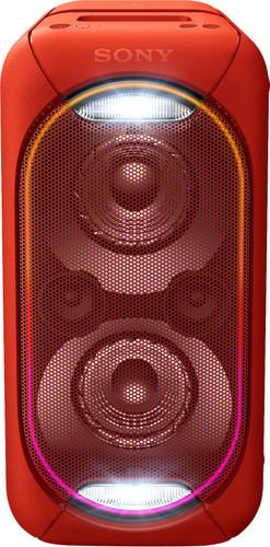 Sony GTK-XB60 Rood Main Image
