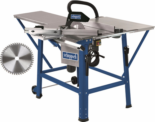 Scheppach TS310 12 Inches + extra saw blade Main Image