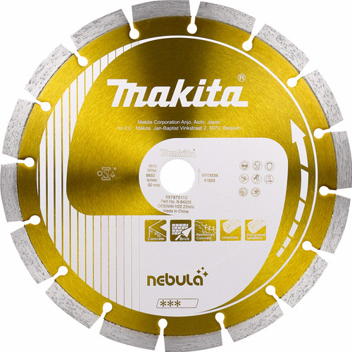 Makita B-54025 Diamantschijf 230 mm Main Image