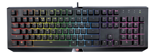 Trust GXT 890 Cada RGB Mechanical Keyboard QWERTY Main Image