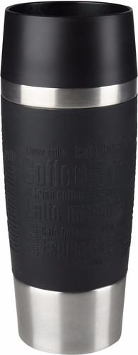 Tefal Travel Mug 0,36 liter RVS/zwart Main Image