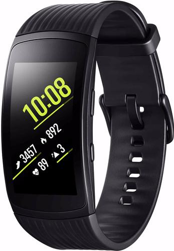 Samsung Gear Fit 2 Pro Zwart L Main Image