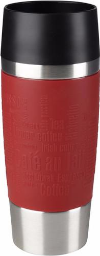 Tefal Travel Mug 0,36 liters stainless steel / red Main Image