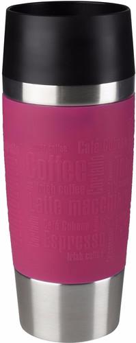 Tefal Travel Mug 0,36 liter RVS/raspberry Main Image
