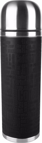 Tefal Senator Isoleerfles 1 liter RVS/zwart Main Image