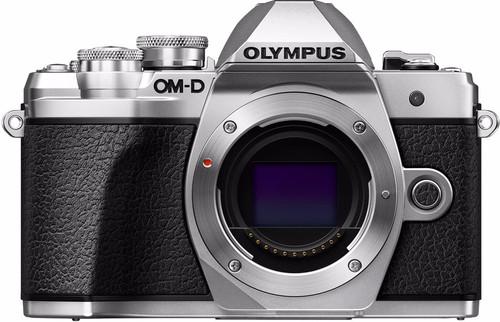 Olympus E-M10 Mark III Body Zilver Main Image