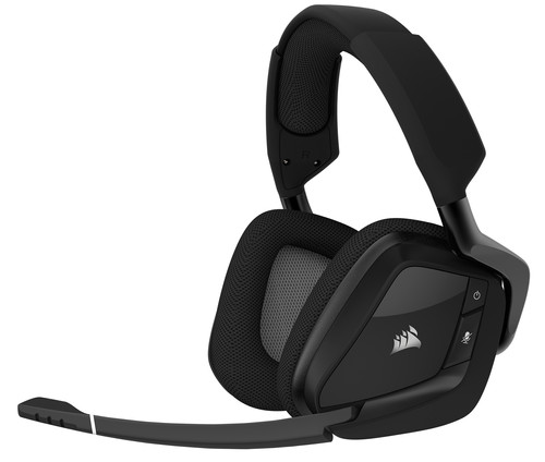Corsair Gaming VOID PRO RGB Wireless Dolby 7.1 Carbon Main Image