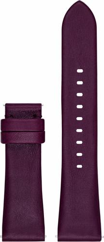 9a109402caa Michael Kors Access 22mm Leren Horlogeband Paars - Coolblue - Voor ...