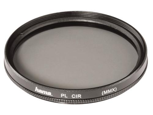 Hama Circular polarizing filter 62mm Main Image