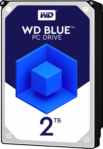 WD Blue HDD 2 TB Main Image