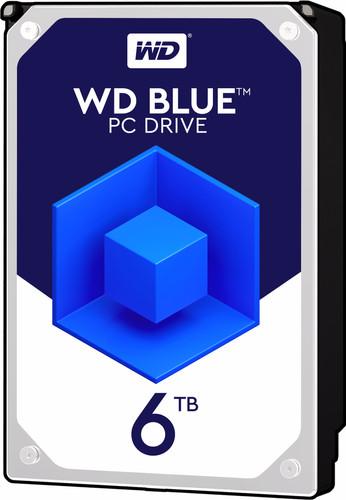 WD Blue HDD 6 TB Main Image