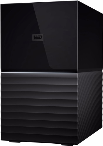 WD My Book Duo 8TB Main Image