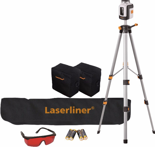 Laserliner SmartLine Laser 360 Set Main Image