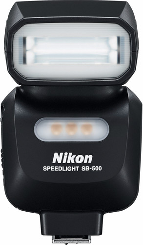 Nikon SB500 Speedlight flash Main Image
