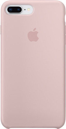 Apple iPhone 7 Plus/8 Plus Silicone Back Cover Pink Sand Main Image