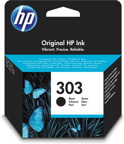 HP 303 Cartridge Black Main Image