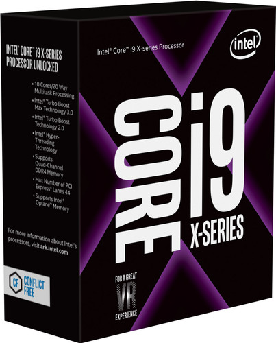 Intel Core i9 7940X Skylake X Main Image