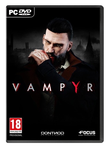 Vampyr PC Main Image