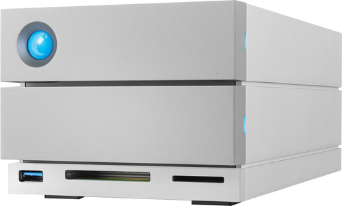 LaCie 2big Dock Thunderbolt 3 20TB Main Image