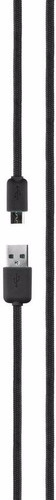 Xqisit Micro USB Cable 1.8m Black Main Image