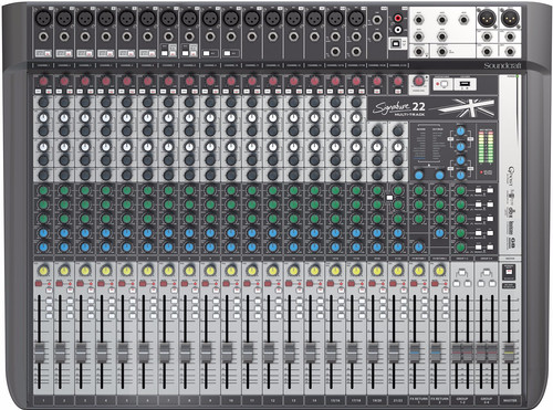Soundcraft Signature 22MTK Main Image