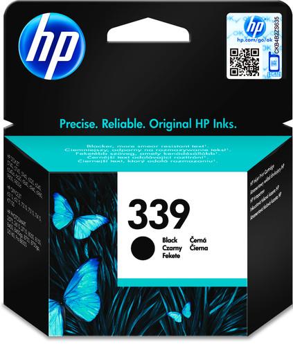 HP 339 Cartridge Zwart (C8767EE) Main Image