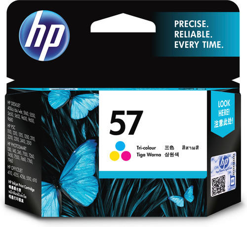 HP 57 Cartridges Combo Pack Main Image