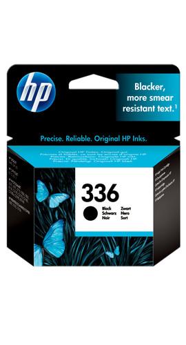 HP 336 Cartridge Black Main Image