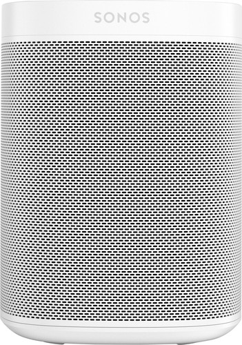 Sonos One Wit Main Image