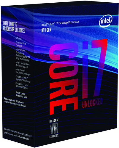 Intel Core i7 8700K Coffee Lake