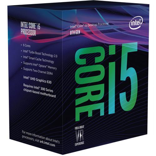 Intel Core i5 8400 Main Image