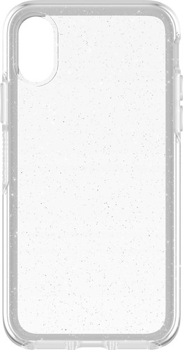 Otterbox Symmetry Clear Stardust Apple iPhone X Back Cover Transparent Main Image