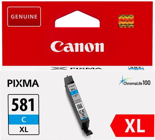 Canon CLI-581XL Cyaan (2049C001) Main Image