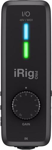 IK Multimedia iRig Pro I/O Main Image