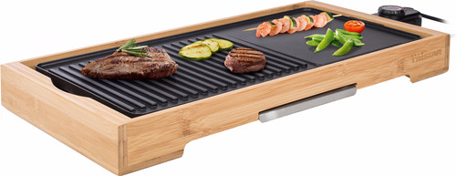 Tristar BP-2641 Bamboo Grill XL Main Image