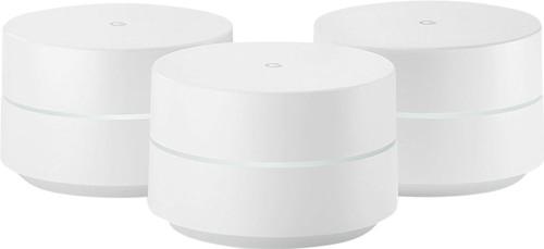 Google Wifi Triple Pack Multiroom wifi Main Image