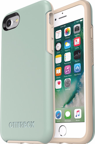 Otterbox Symmetry Apple iPhone 7/8 Back Cover Green Main Image