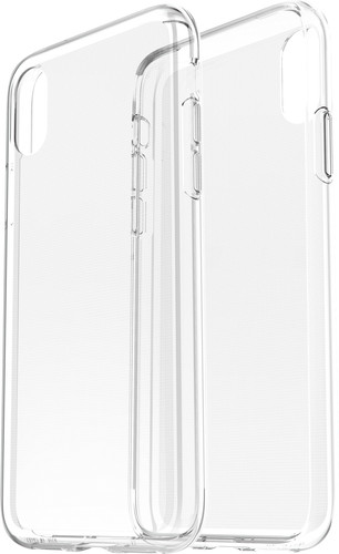 Otterbox Clearly Protected Apple iPhone X Back Cover Transparent Main Image