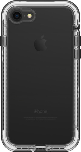 separation shoes 56912 6b7e6 Lifeproof Next Apple iPhone 7/8 Back Cover Black