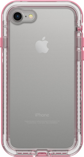 pretty nice ace34 5c159 Lifeproof Next Apple iPhone 7/8 Back Cover Pink