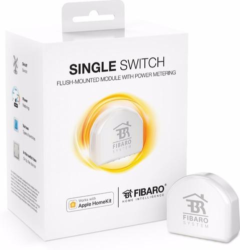 Fibaro Single Switch HomeKit Main Image