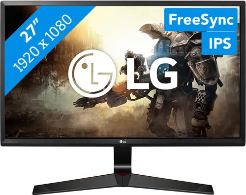LG 27MP59G - 27 inch gaming monitor