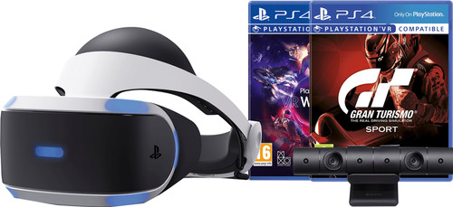 Sony PlayStation VR GT Sports Pack