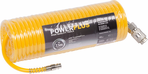 Powerplus Luchtslang 7,5m PU Main Image