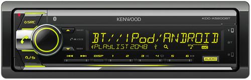 Kenwood KDC-X5200BT Main Image